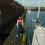 Midsommar i Kielkanalen