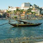 Gasol och portvin i Porto