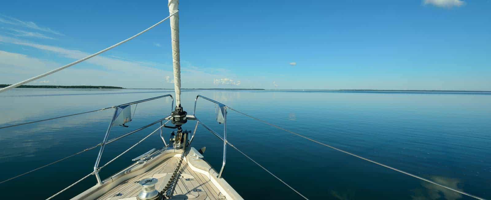 bluewater cruising