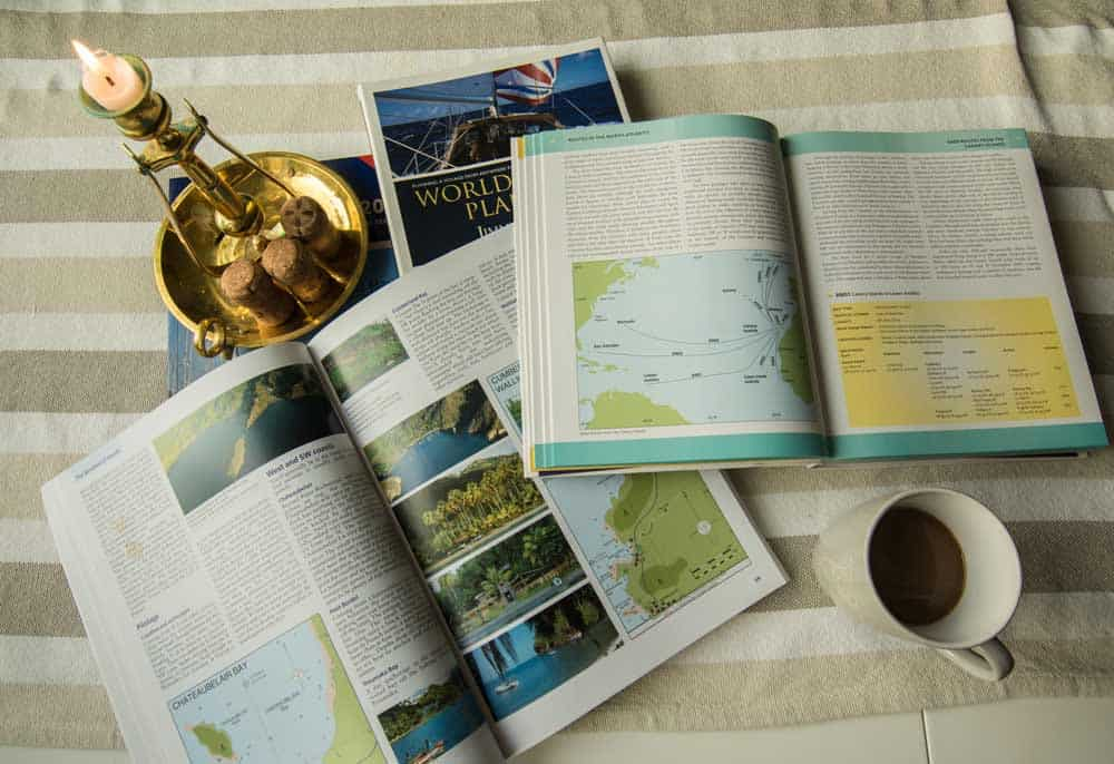 Books about planning a cruise