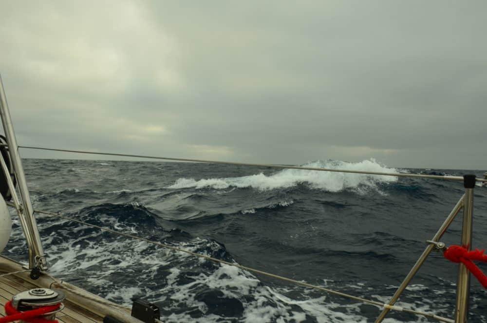 vågor på biscaya