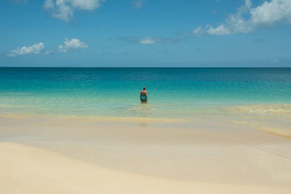 strand anguilla bada